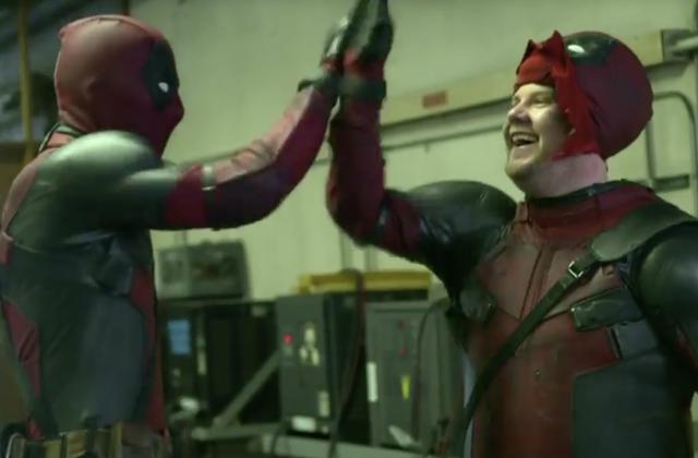 Deadpool Gets a Sidekick in the Form of James Corden http://ift.tt/1UcdCFd http://ift.tt/2133dAV