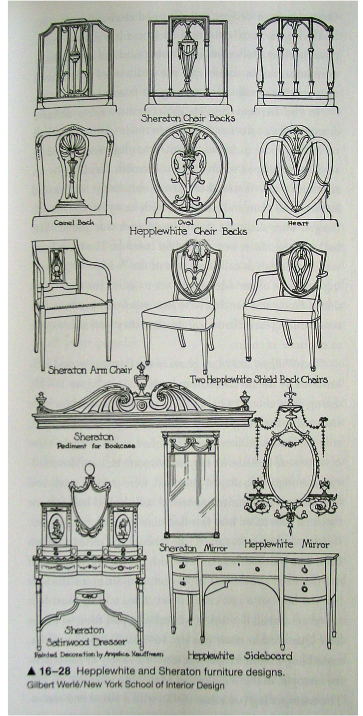 Best 25 georgian furniture ideas on pinterest english for Victorian furniture plans