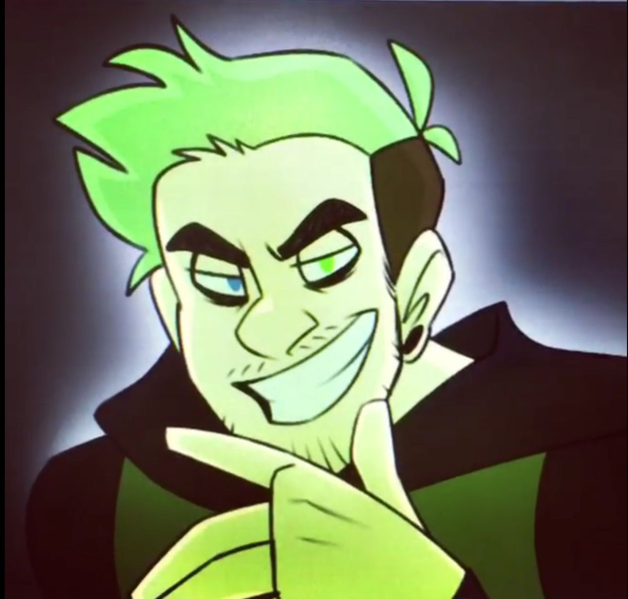 Image result for antisepticeye cartoonjunkie