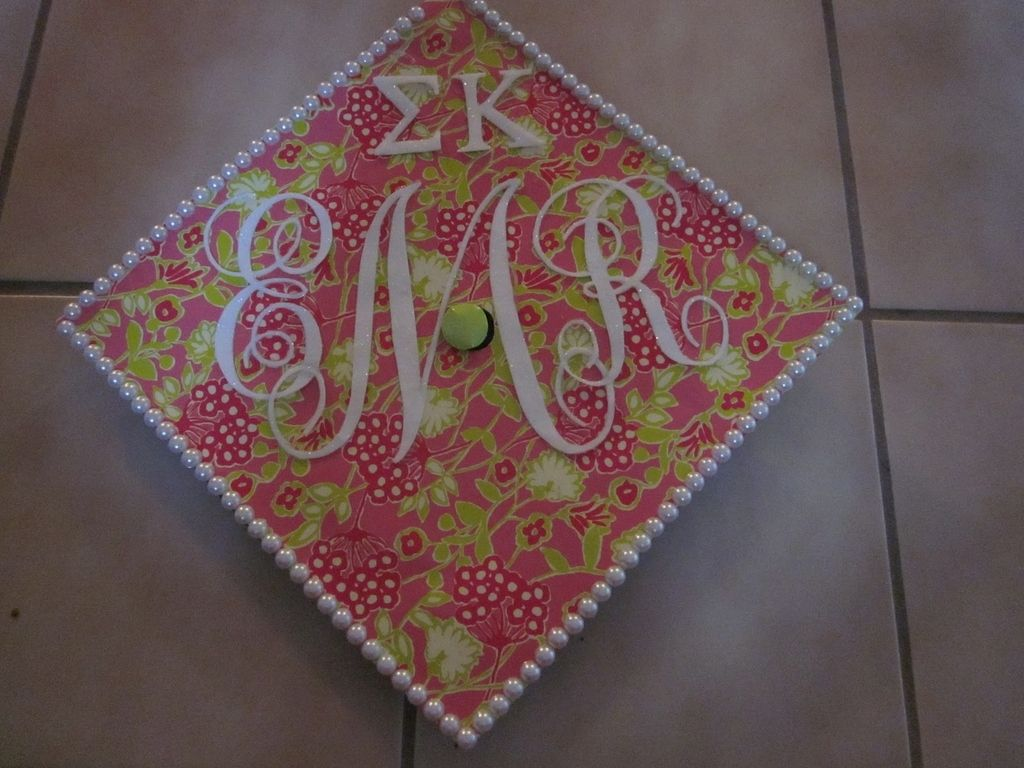 <strong>It's grad season again.</strong> Here are some ideas to decorate your cap.