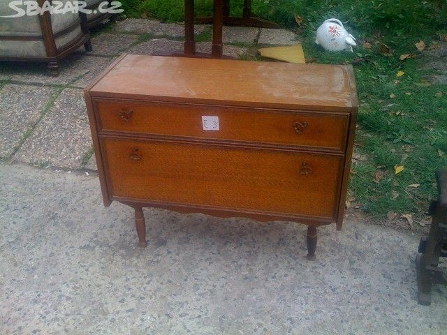 Dutch furniture chest of drawers