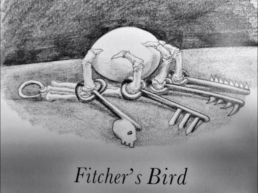 Fitcher's Bird illustration by Michael Foreman