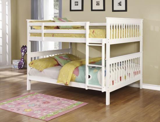 Coaster Chapman Full Over Full Bunk Bed Las Vegas Furniture Online