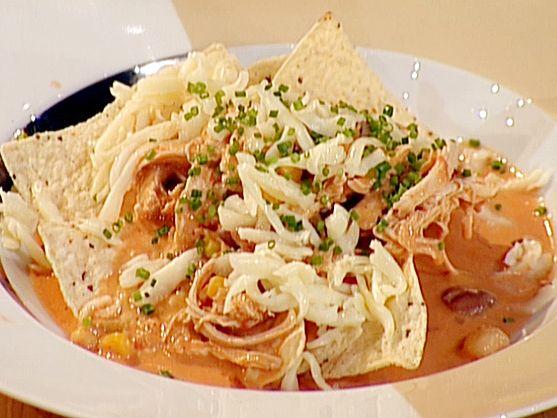 Tex mex chicken taco soup receta forumfinder Choice Image