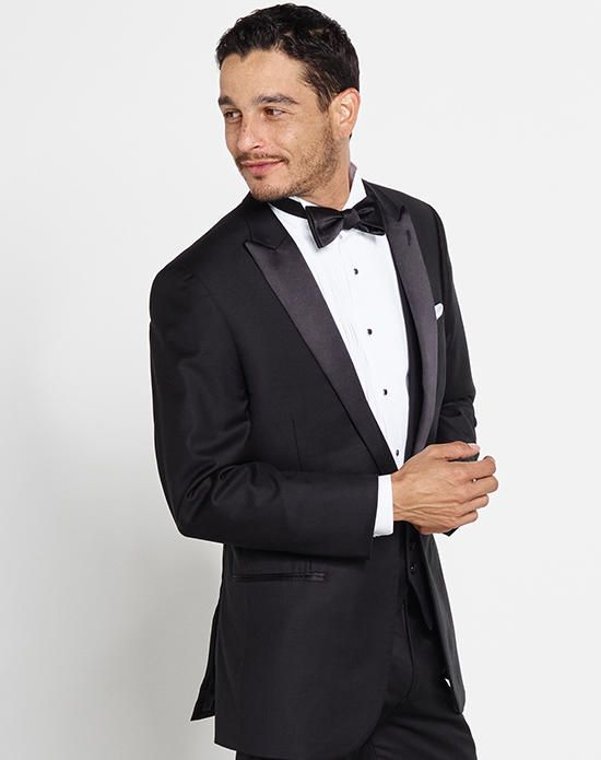 Pin By The Knot On Groom Amp Groomsmen Style Tuxedo