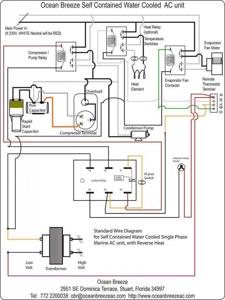 Wiring Diagram Heating Systems