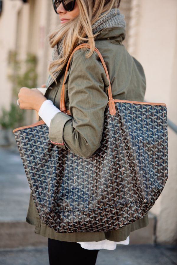 utility jacket & oversized tote | Accessories - Handbags ...