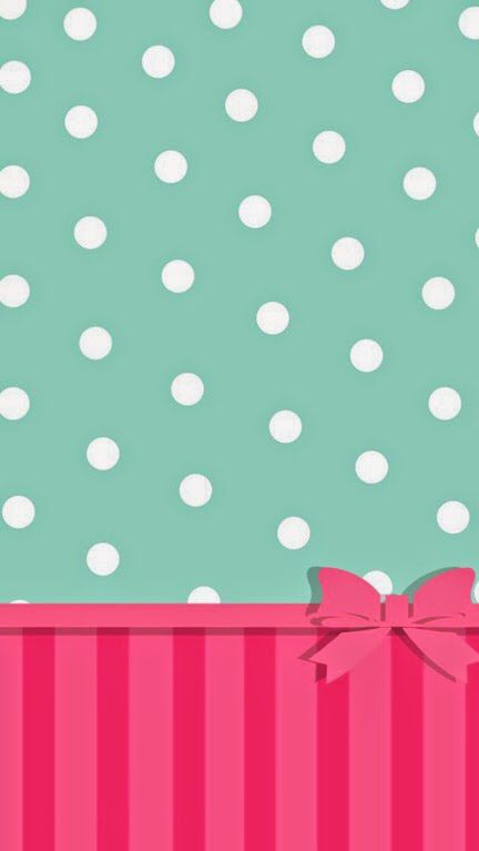 Cute Pink Bow Wallpapers Free Backgrounds And