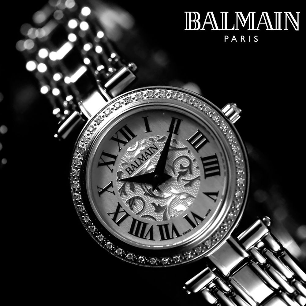 Balmain Watch | The Prime Luxury Watch Boutique