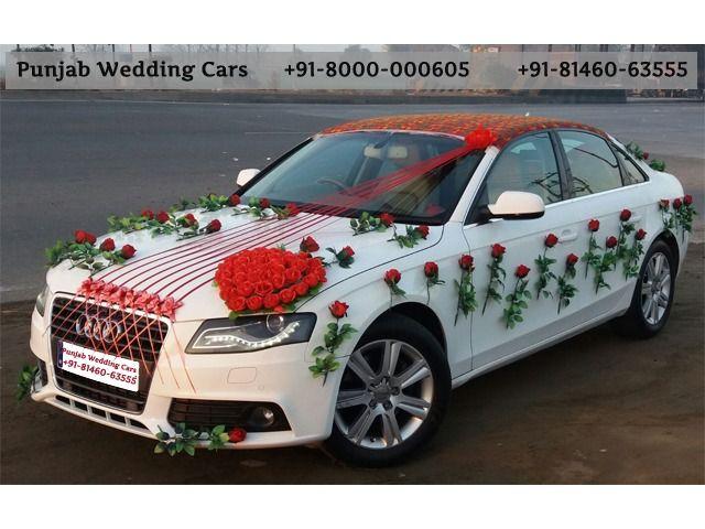 Luxury Wedding Cars Audi For Rent In Bhogpur Tanda Begowal Adampur