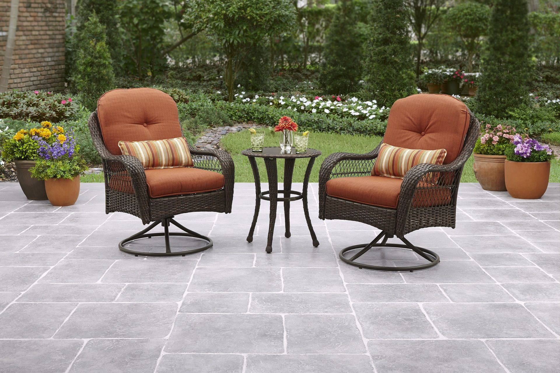 Better Homes And Gardens Colebrook Outdoor Sofa Seats 3