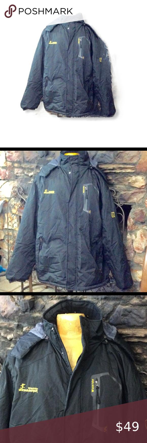 Wantdo Aoror Waterproof Ski Jacket Ski Jacket Jackets Saga Outerwear [ 1740 x 580 Pixel ]