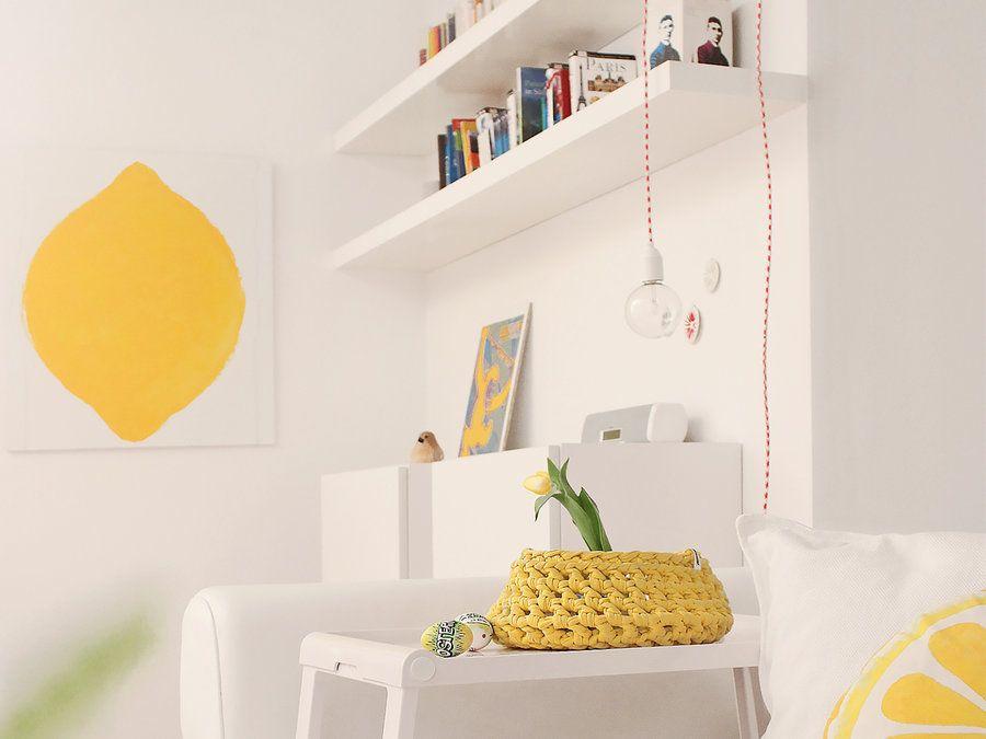 Hello Sunshine! Wohnen mit der Farbe Gelb Bedroom kids, Doors and