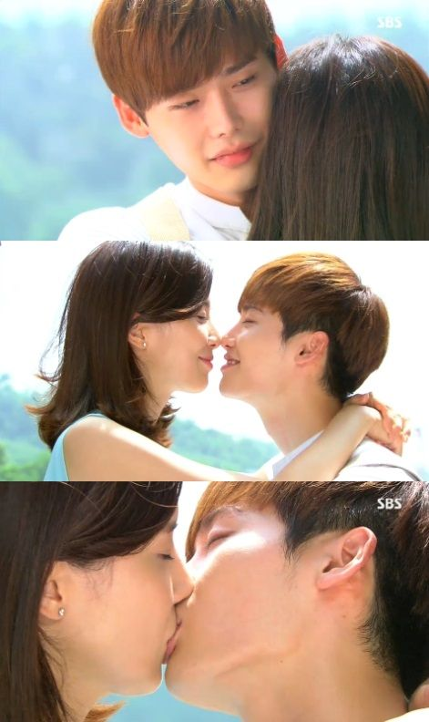 i hear your voice korean drama kiss - photo #10