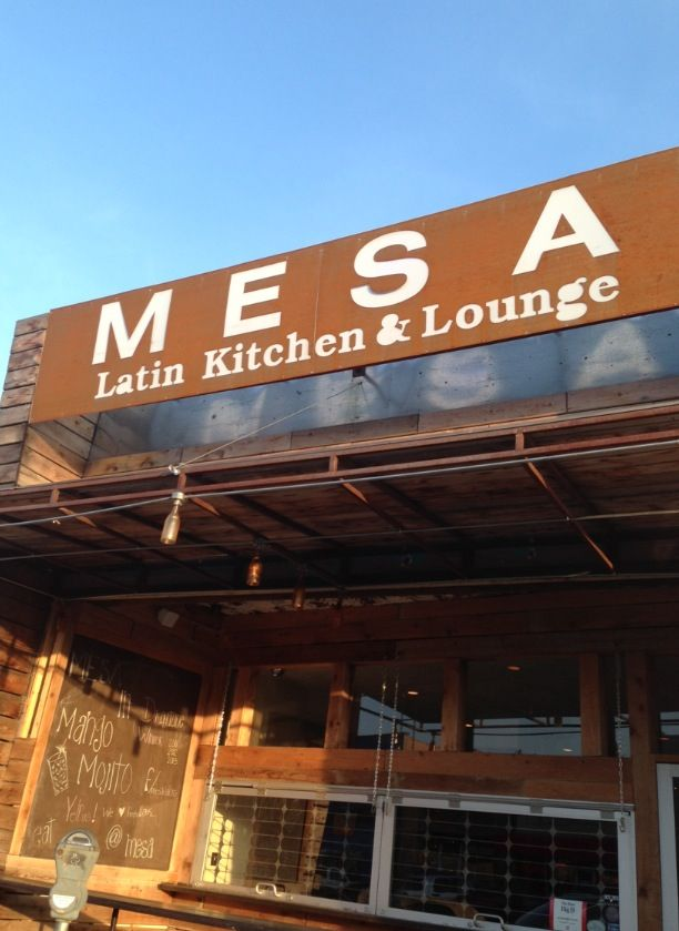 Mesa Dallas Texas Latin Kitchen Restaurant Dallas