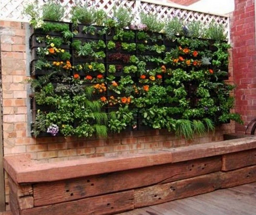 Image Result For Visual Display Garden Center: Image Result For Container Vegetable Garden Ideas