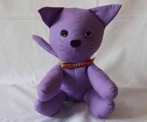 Purple cat £3.99