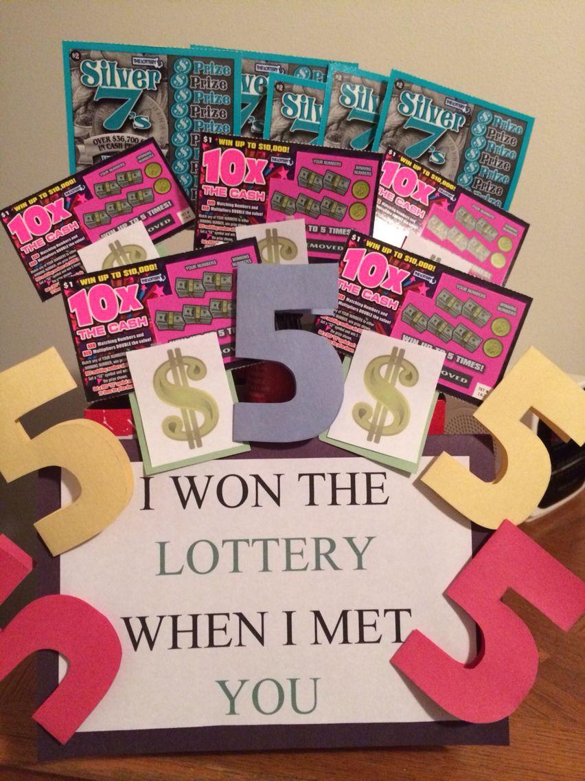 (5 year) anniversary gift idea 5 year anniversary gift