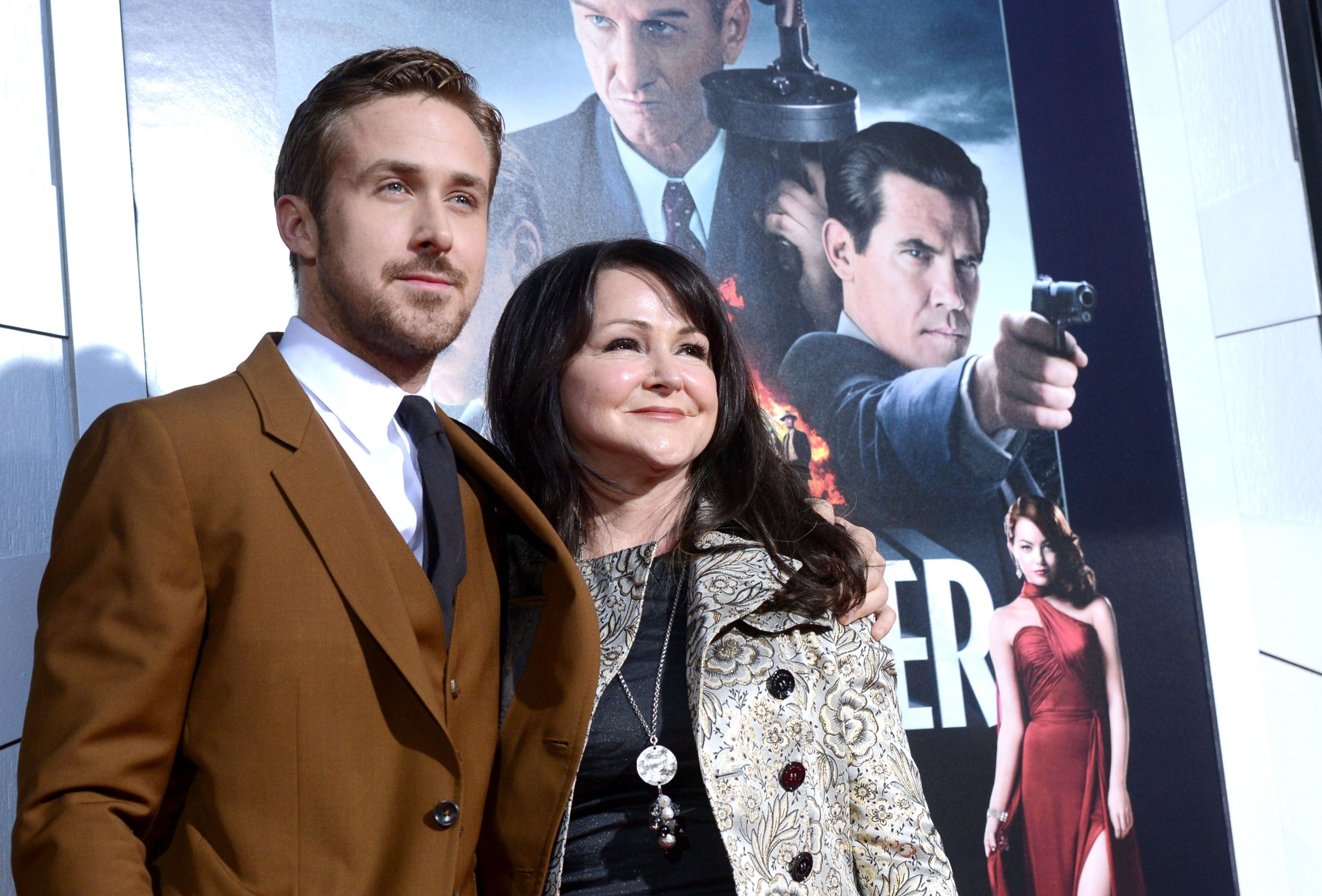 Gosling's mom deserves special thanks. (Getty Images) -- Gosling's mom deserves special thanks. (Getty Images)