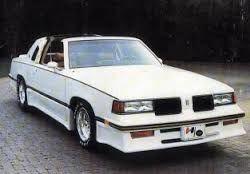 1988 Hurst Oldsmobile