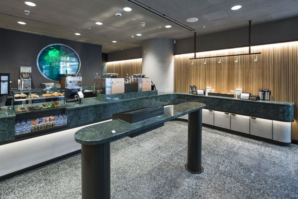 14 Of The Most Breathtakingly Awesome Starbucks Stores Around The World Starbucks Open Cafe Bar Interior Starbucks Locations