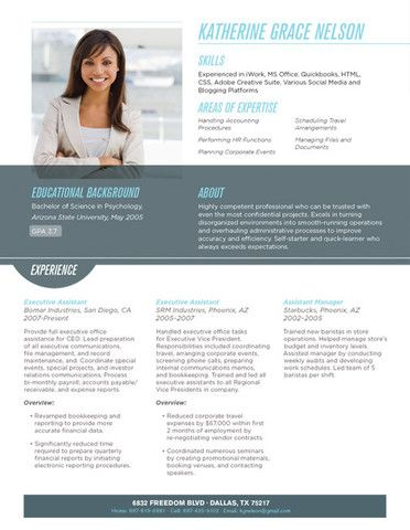 Carolina Flight  Creative Personal Branding And Resume Ideas