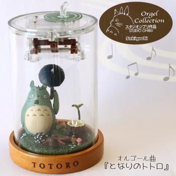 Studio Ghibli Music Box (My Neighbor Totoro) ~ http://www.youtube.com/watch?v=4iCllsCSwMs