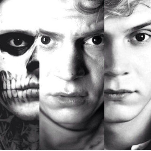 Seasons 1, 2, and 3