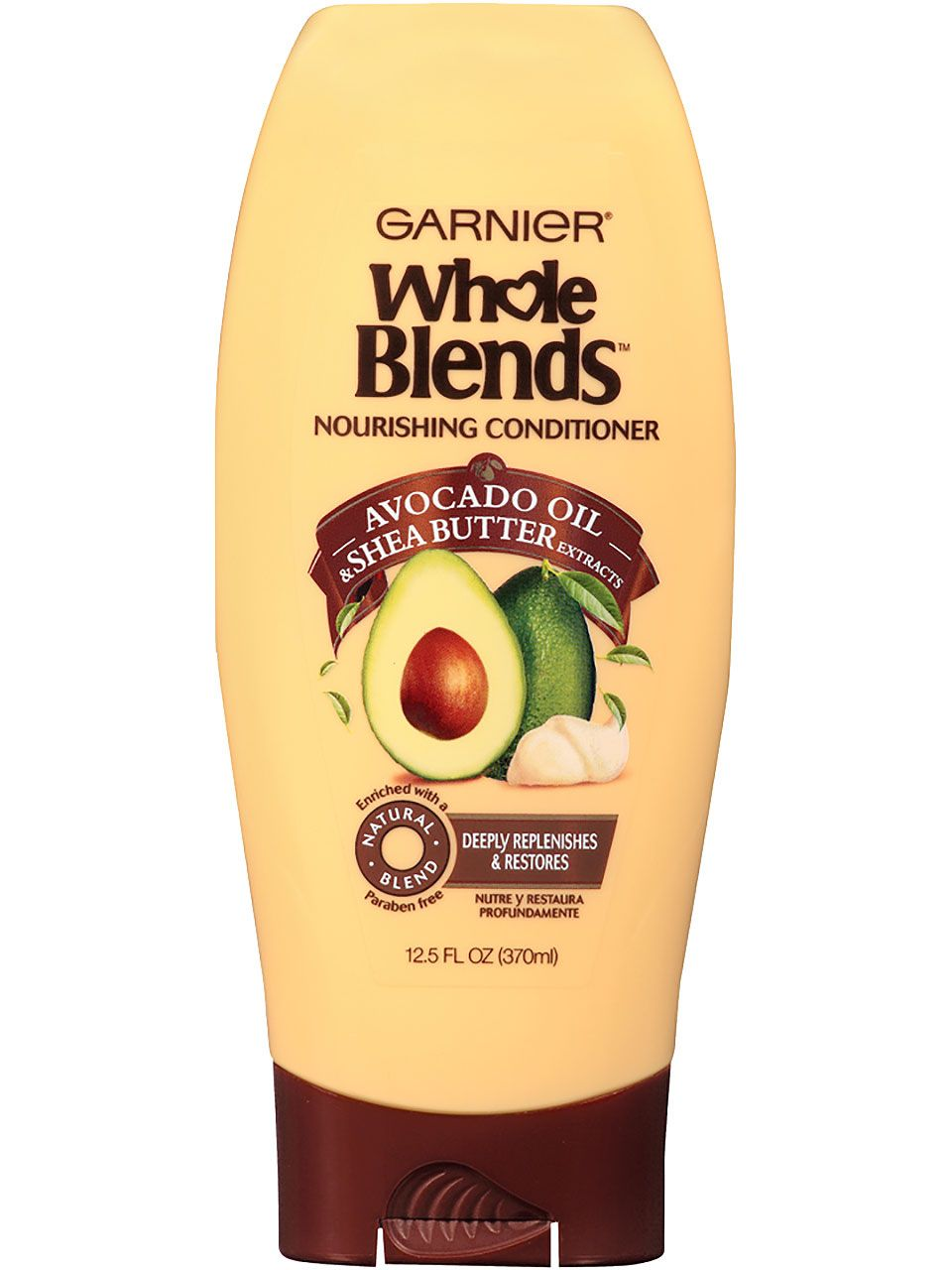 Avocado oil shea butter nourishing conditioner dry