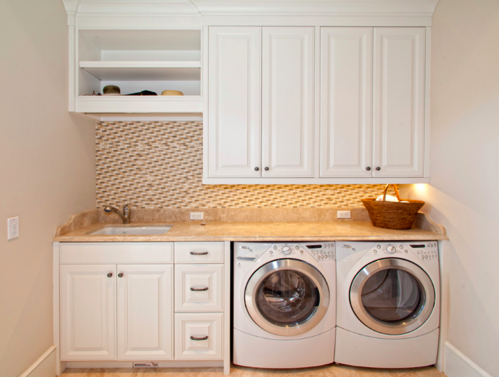 laundry room storage ideas it hidden while having