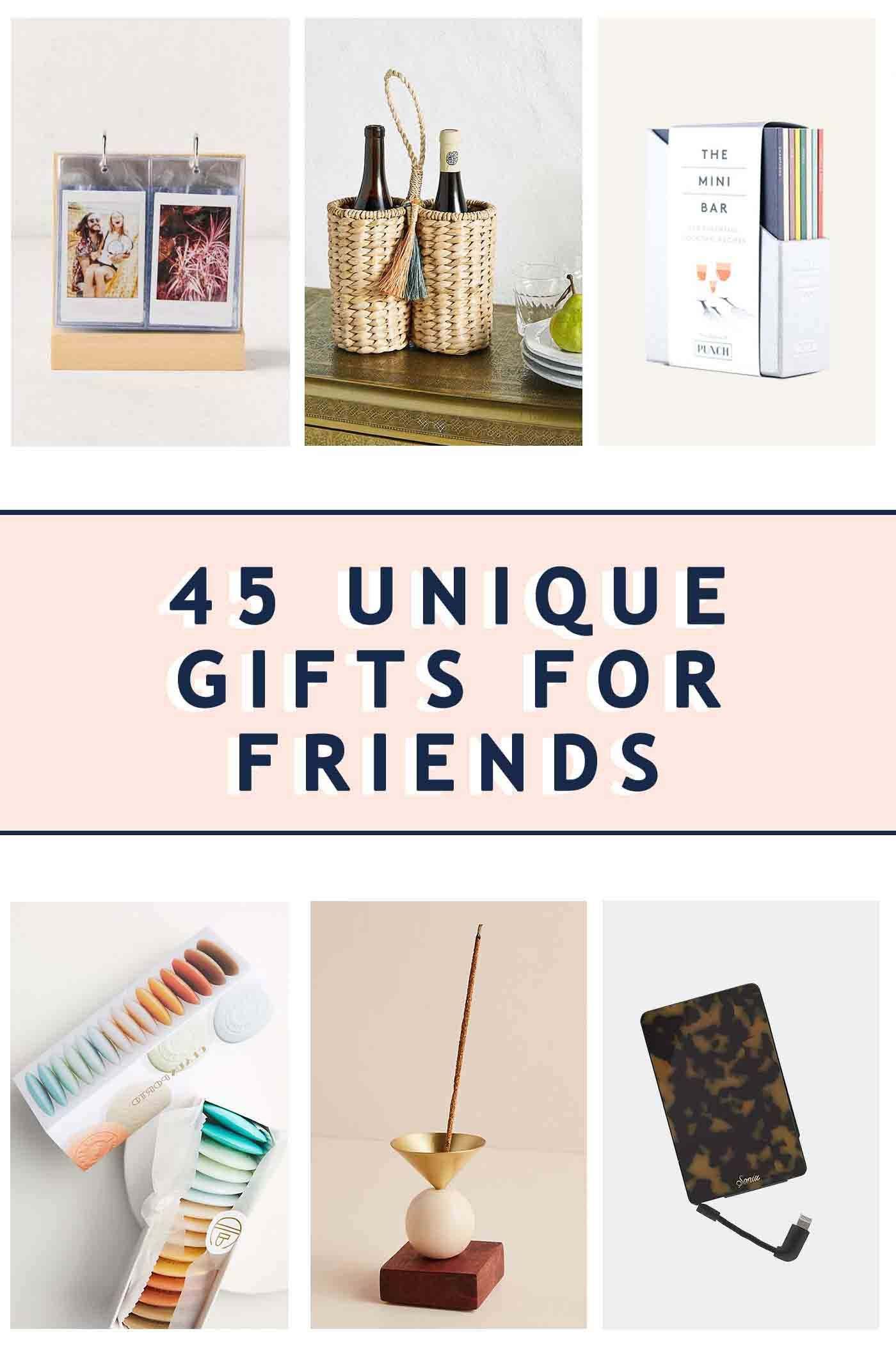 Best Friend Gifts 45 Unique Gifts For Friends In 2020 Nostalgic