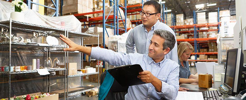 Online Marketing Expert Advice Warehouse resume