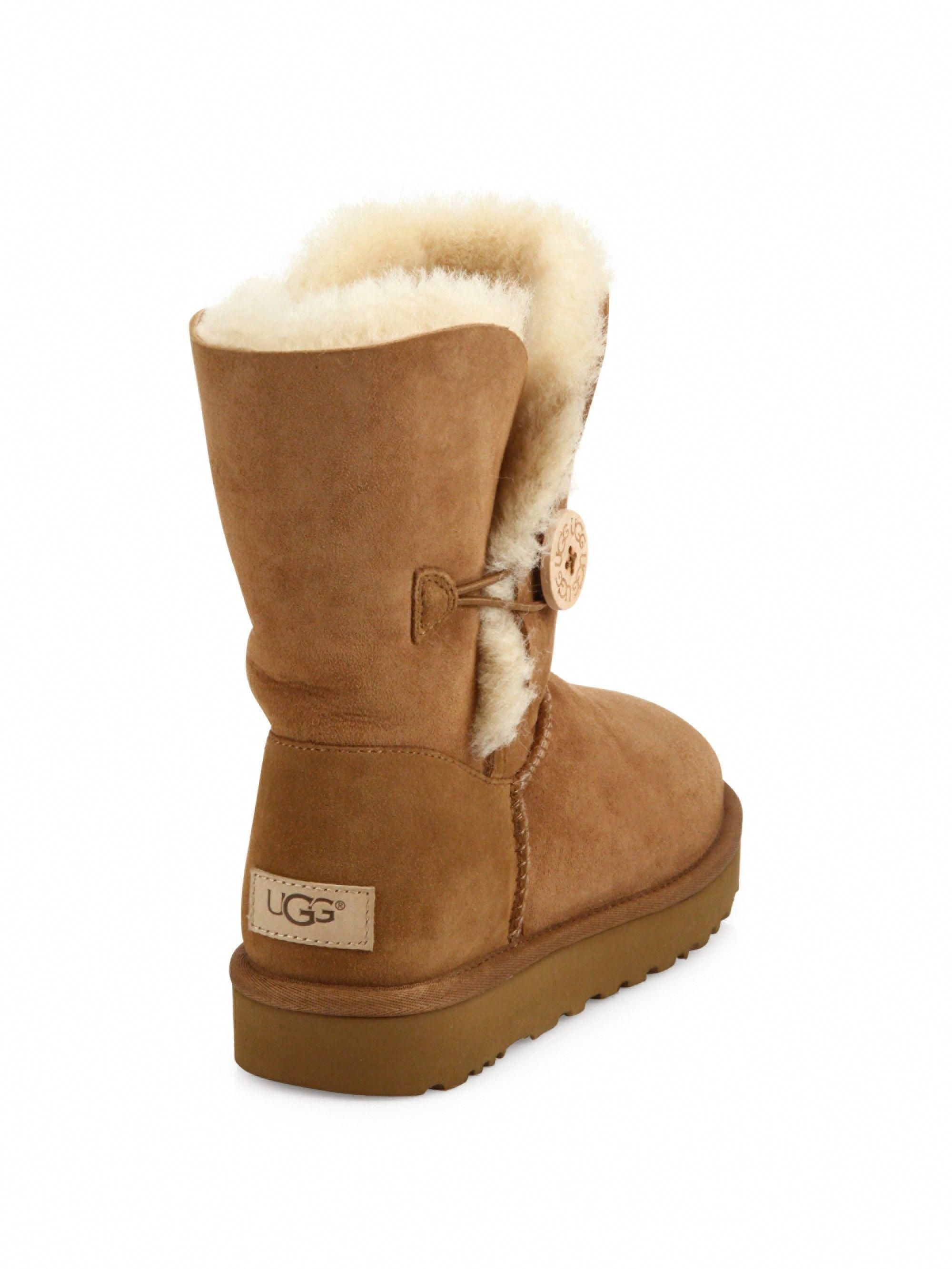 c49786d7f0 UGG Classic Bailey Short Button Boots.  ugg  shoes    Uggboots