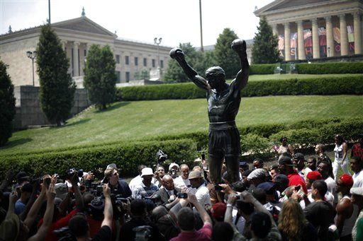 Basic Fitness Class Starts May 6th in Philly at the Rocky Statue at 5:45 AM!