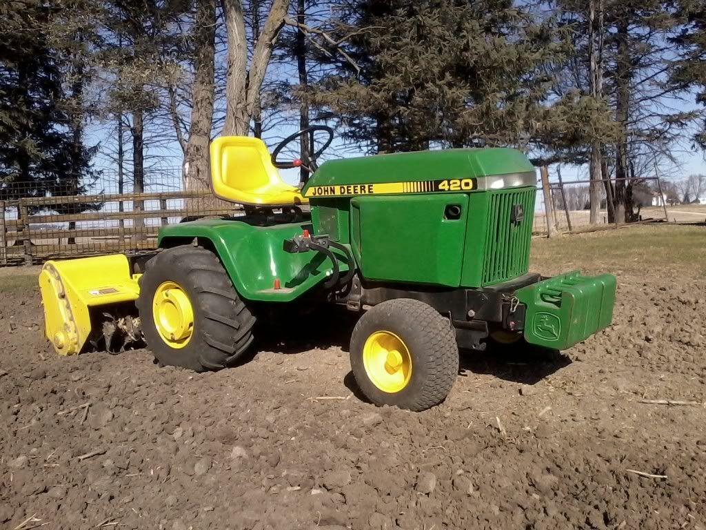 Jd 420 3 Pt Pto Driven 48 Tiller Tractors Pinterest. Jd 420 3 Pt Pto Driven 48 Tiller. John Deere. John Deere 420 Pto Diagram At Scoala.co