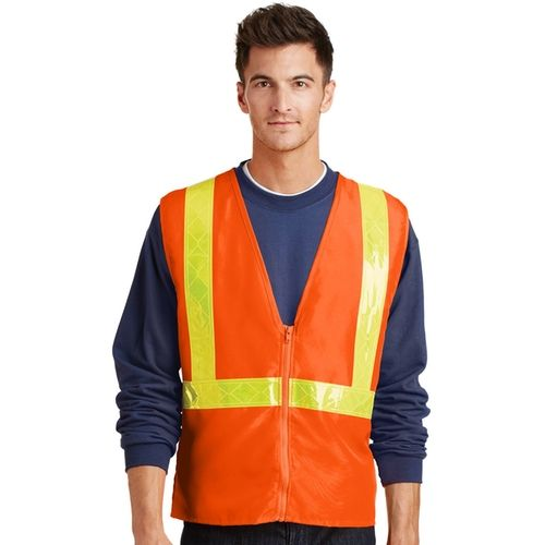 Port authority high visibility safety apparel vest best forex brokers 2021