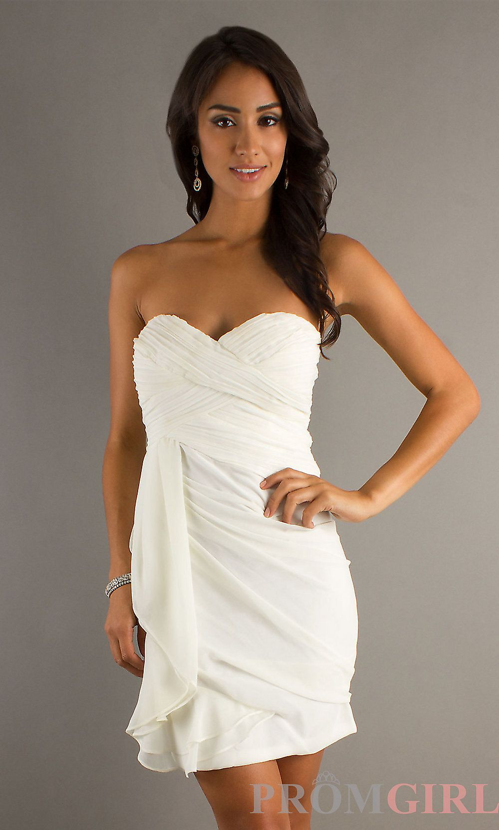 17 Best images about White dresses on Pinterest - Cute white dress ...