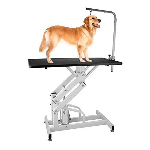 Petpal Zlift Hydraulic Grooming Table 425 X 236 Inches Pet