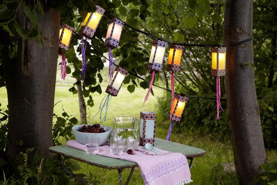 Deko Gartenparty Selber Machen. die besten 25+ party dekoration ...