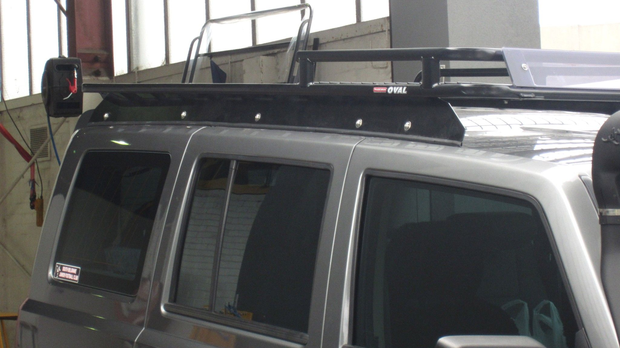 Jeep Commander Roof Racks Roof Architecture Fibreglass Roof Jeep Commander