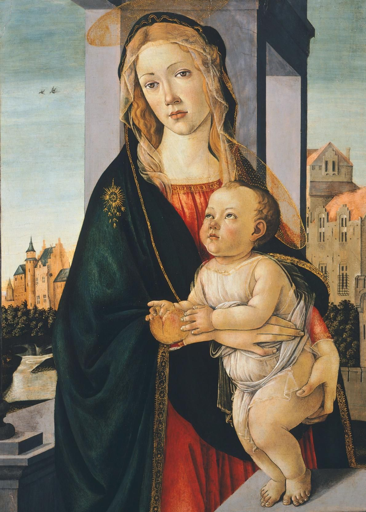 Breaking new ground, Botticelli's iconic Renaissance masterpieces used  Christian themes and classic myths to…   Italian renaissance art,  Botticelli, Renaissance art