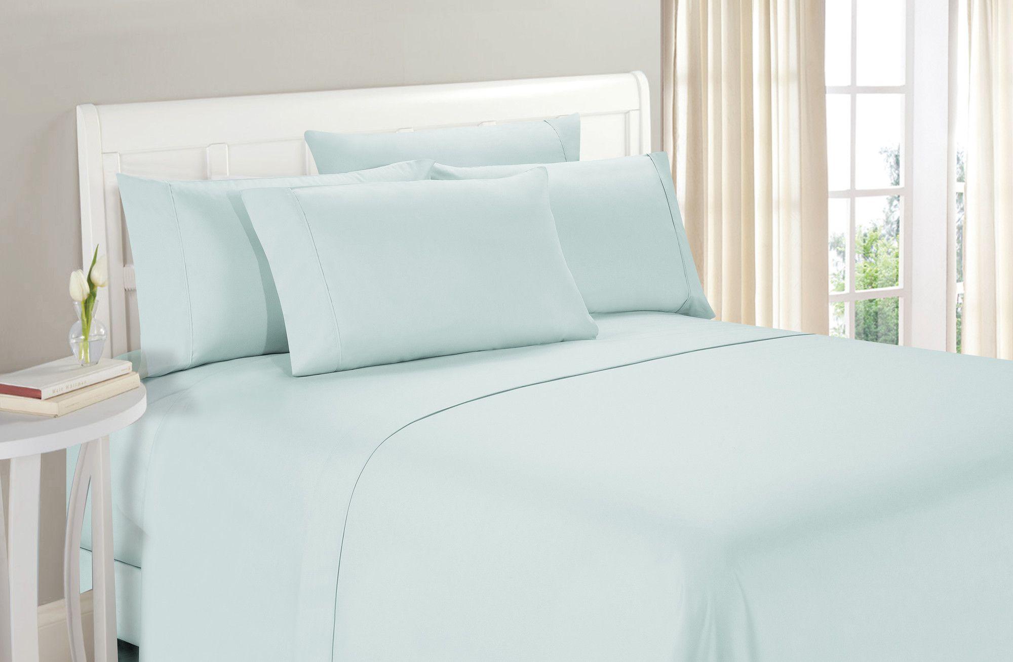 UltraBrushed Sheet Set Sheet sets, Bed sheets, Standard