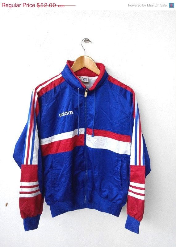 CLEARANCE SALE 25% Vintage 1990's ADIDAS Football France ...