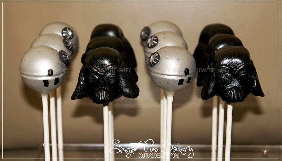 Star Wars Cake Pop Holder