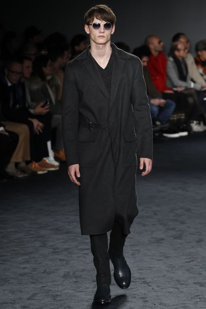 9d4f40f94a0 Jil Sander Autumn Winter 2016 Menswear Collection