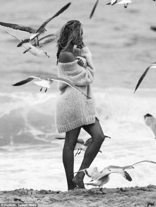 Passeggiando...sulla spiaggia