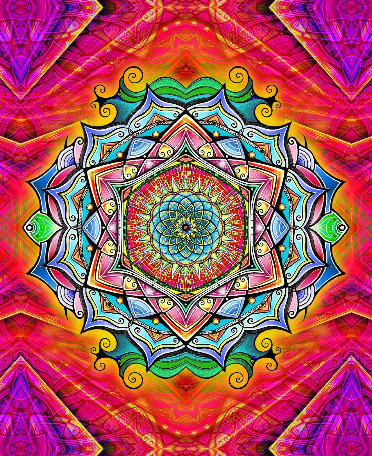 Mandala HD 2 by relplus on DeviantArt