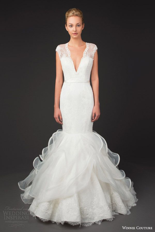Winnie Couture Wedding Dresses — 2014 Diamond Label Collection ...