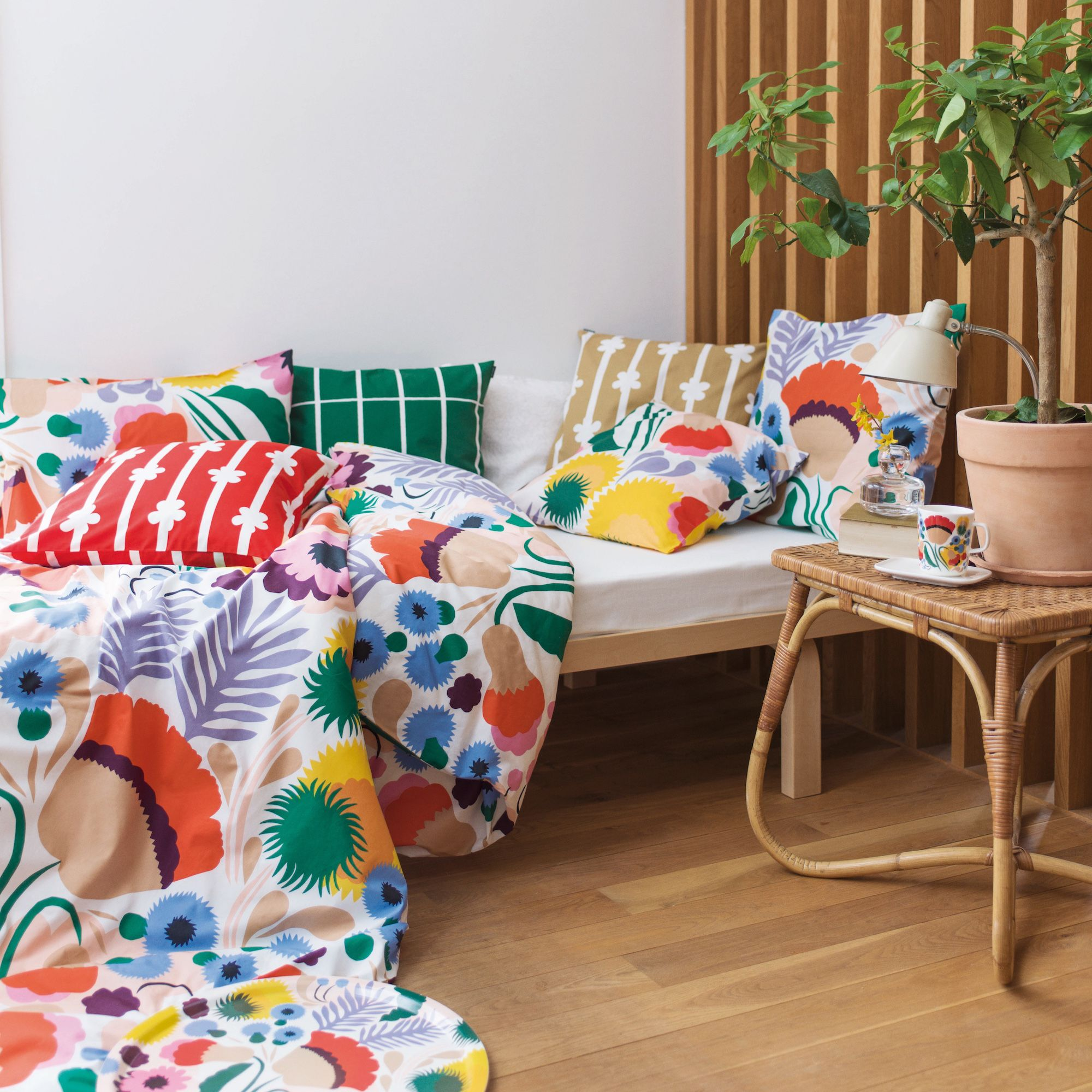 today navy set marimekko fokus overstock shipping bed bedding product free cover duvet bath