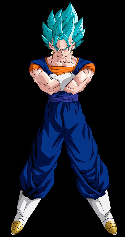 Vegetto Blue Render 3 By Ssjrose890 On Deviantart Anime Dragon Ball Super Dragon Ball Super Manga Dragon Ball Super Goku